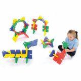 Set de 48 pièces de construction polyplay