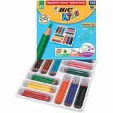 Classpack 144 crayons de couleurs Bic