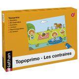 Topoprimo - Les contraires