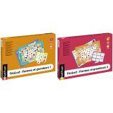 TrioLud Formes et grandeurs 1 + TrioLud Formes et grandeurs 2 - Offre spéciale