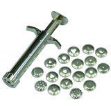 Extrudeur métal avec 19 embouts