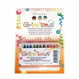 Boite 12 crayons maquillage 9 x 60 mm