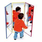 Triptyque miroir 35x100 cm