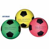 Lot 4 ballons soft mousse 15,5 cm poids 220 g, coloris assortis.