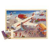 Puzzle bois - L'avion