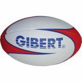 Ballon de rugby cousu